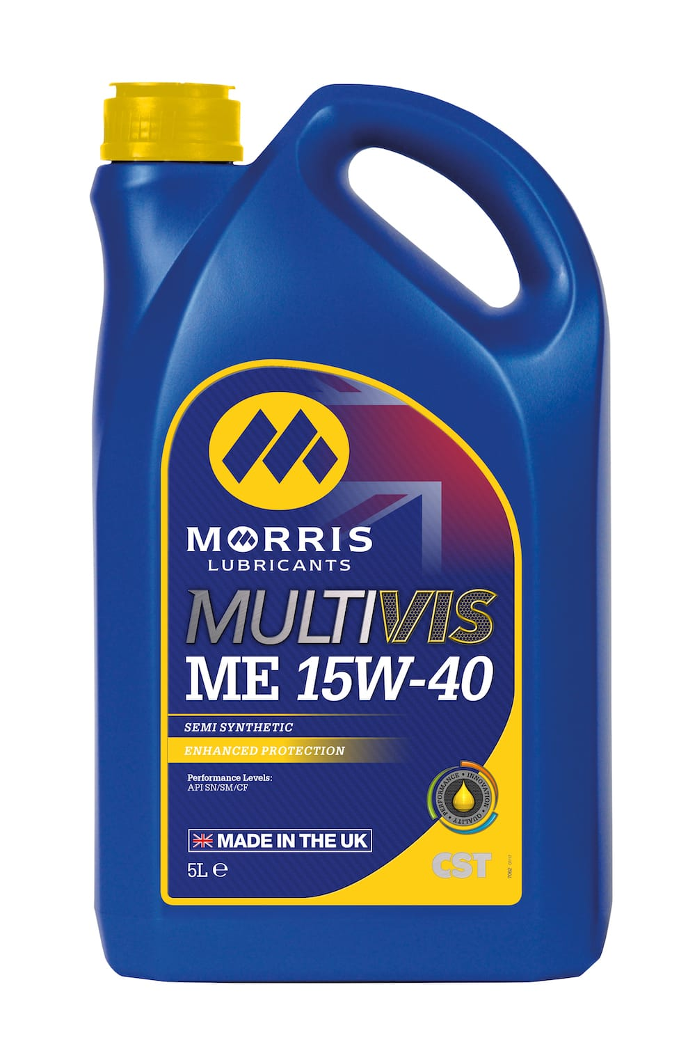 Multivis CST ME 15W-40 (Select Markets Only)