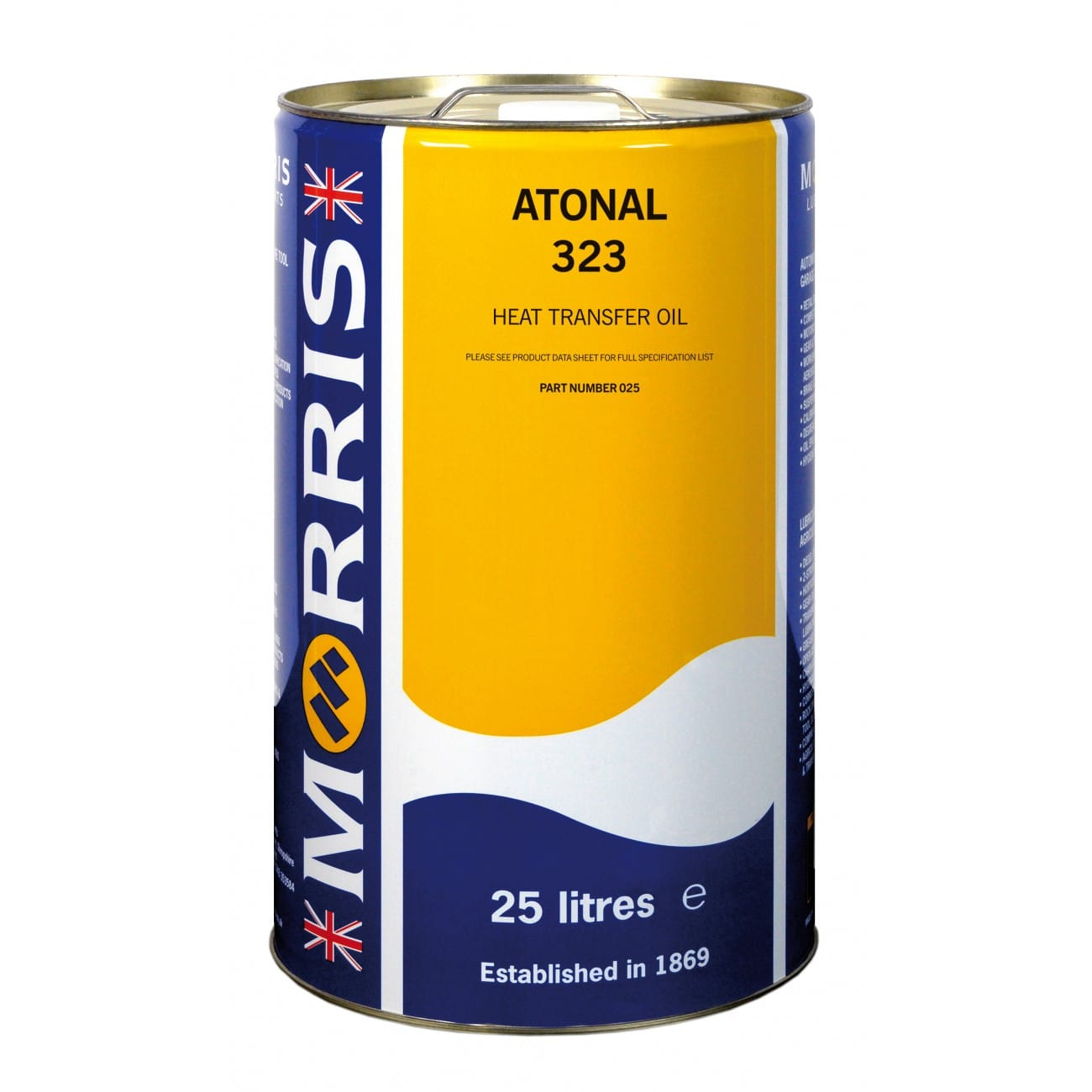 Atonal 323 Heat Transfer Oil