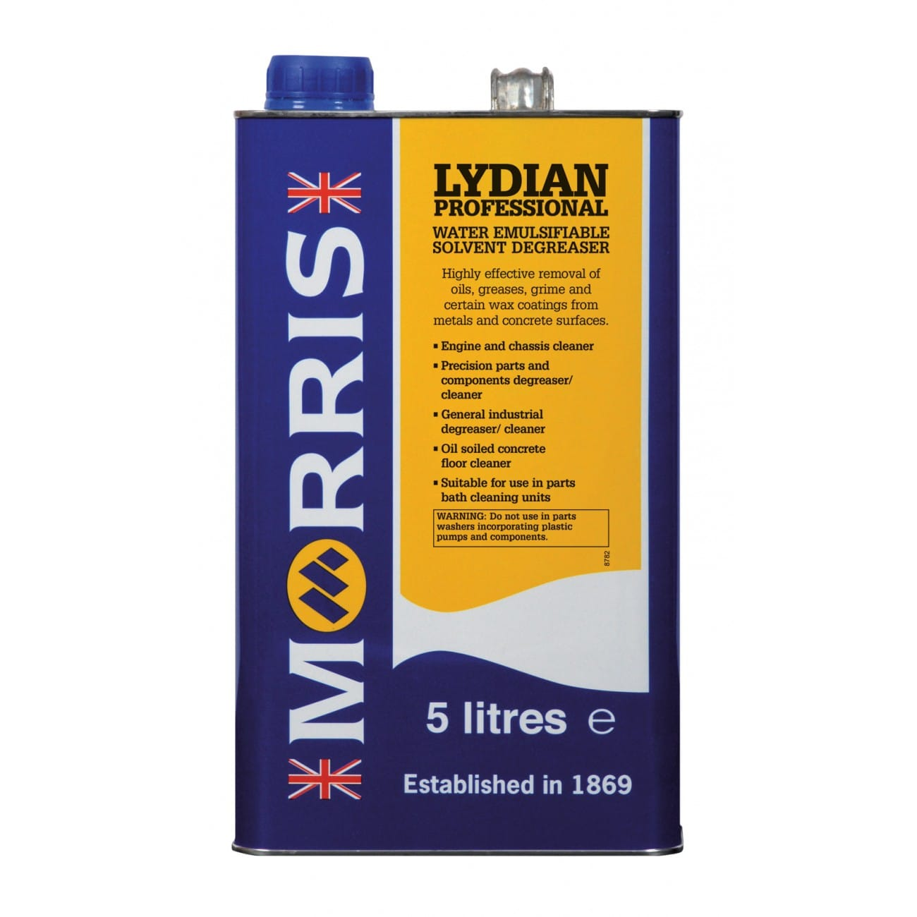 Lydian Degreasing Fluid