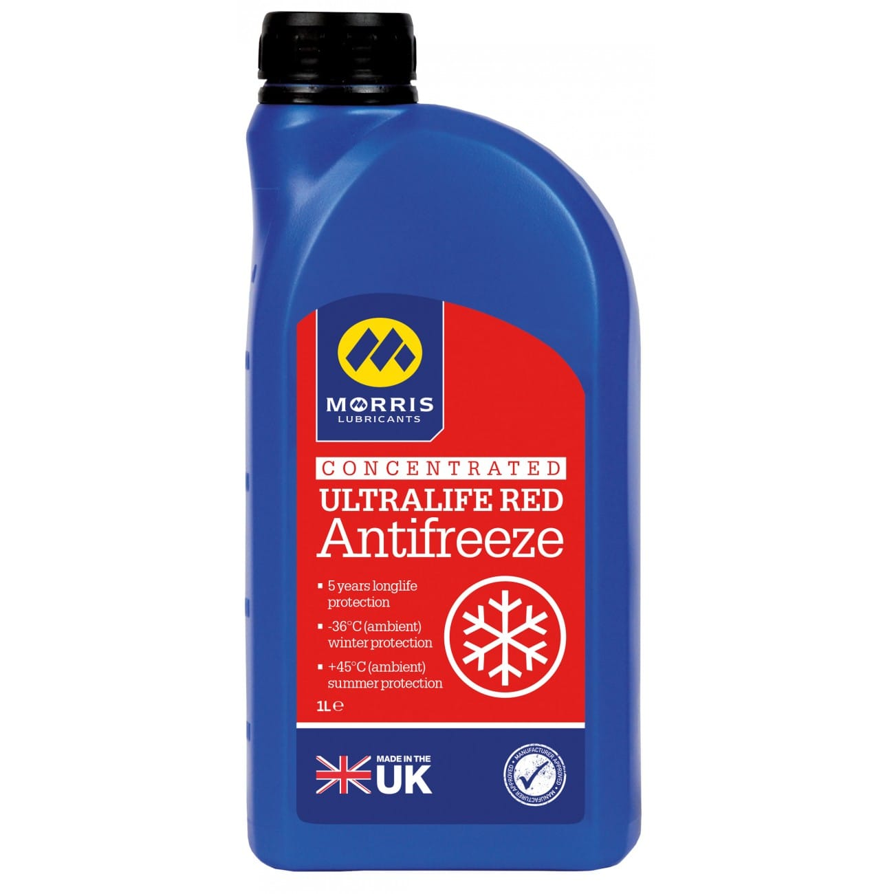Ultralife Red Antifreeze
