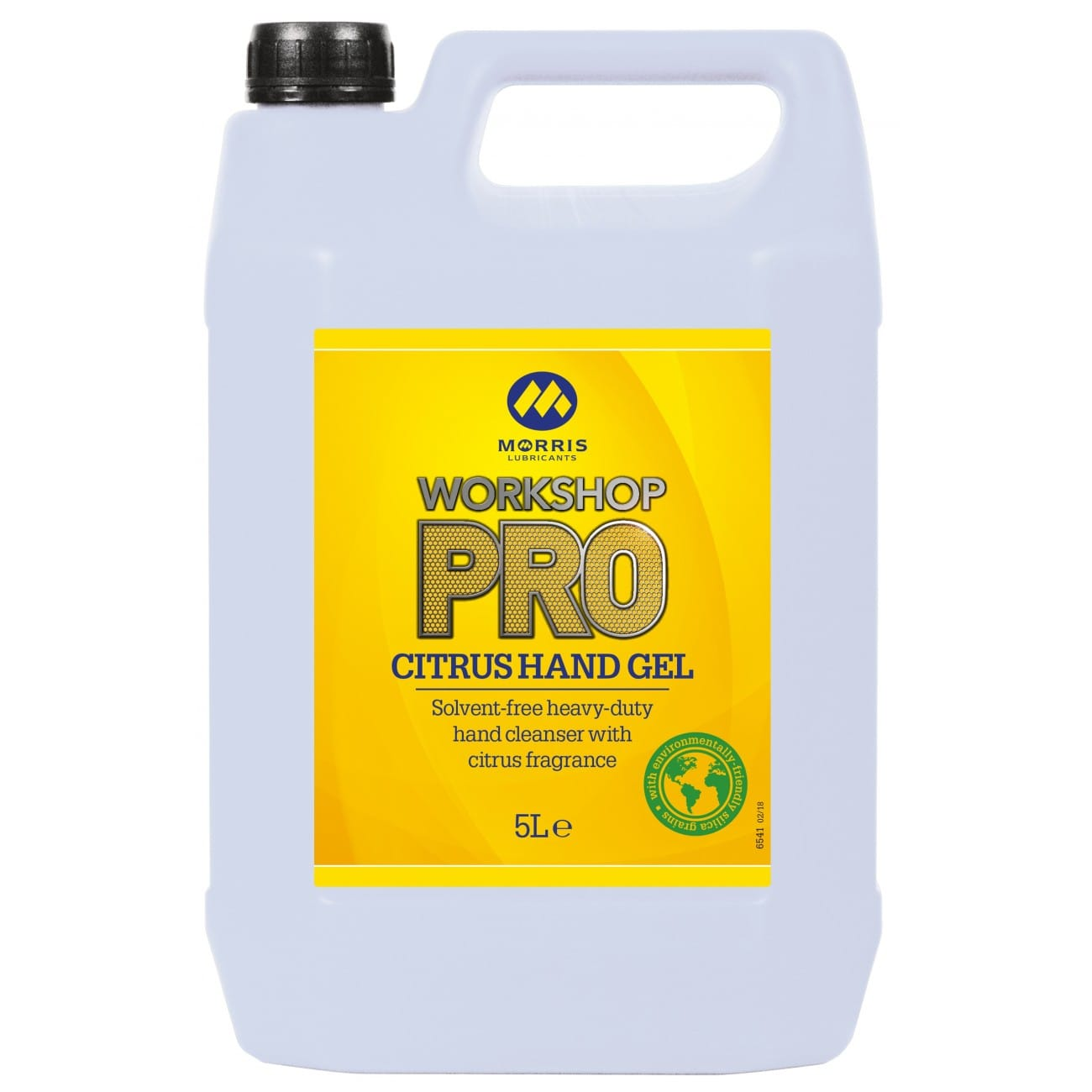 Workshop Pro Citrus Hand Gel (Heavy Duty H/C) (Formerly called Abgel)