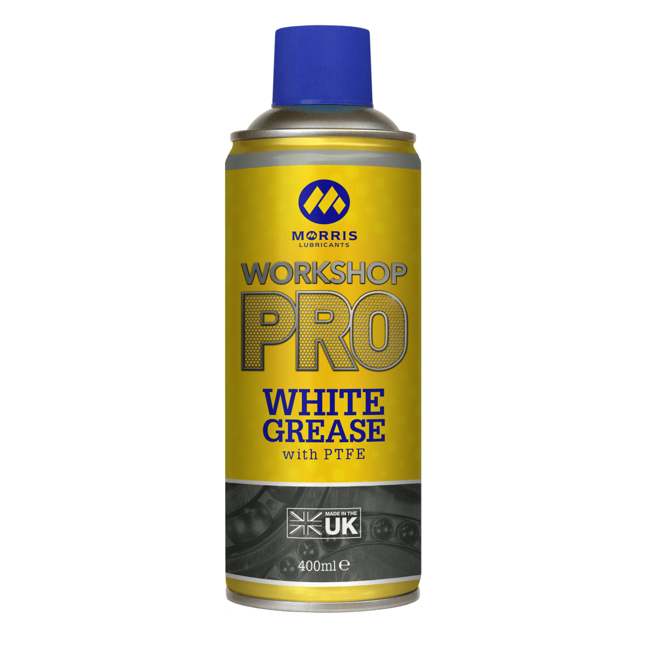 Workshop Pro White Spray Grease with PTFE